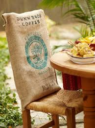 burlap chair covers 30 best chair covers images on decorated chairs