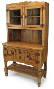 Rustic Pine Kitchen Cabinets by Mexican Pine Bookcase Cabinet Mexican Pine Bookcase Cabinet With