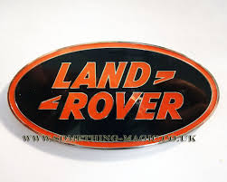 land rover logo black your badges