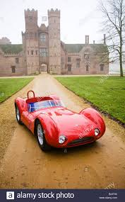maserati birdcage maserati birdcage sports car le mans car from 1960s stock photo