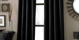 Cheap Curtains 120 Inches Long Black Lace Curtains Modern Stylishi Gray And Black Spolka Dots