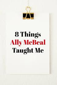 Ally Mcbeal Bathroom Dance Eight Things Ally Mcbeal Taught Me Jpg
