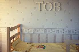 nursery letters bedroom baby nursery name letters for square
