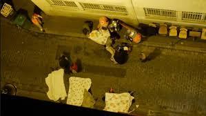 imagenes impactantes bataclan un periodista relató el horror dentro del teatro le bataclan fue