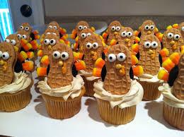 kyla s cupcakes thanksgiving turkey cupcakes