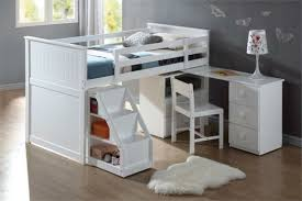 bureau pour mezzanine le lit mezzanine avec bureau est l ameublement créatif pour les