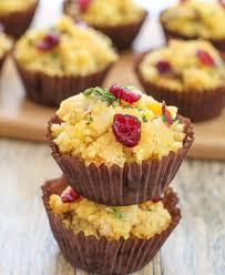 leftover thanksgiving muffins kirbie s cravings