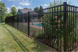 aluminum pool fencing luxury ornamental aluminum fences ct