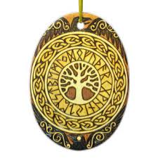 norse ornaments keepsake ornaments zazzle