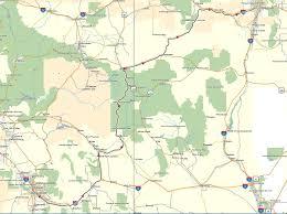 Albuquerque Map Tucson Az To Albuquerque Nm Don Moe U0027s Travel Website