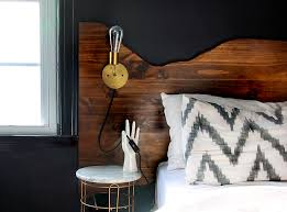 Wood Headboard Diy 15 Ideas And Secrets For Making Diy Wooden Headboards Look
