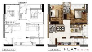 architecture plan render by photoshop part 2 ar viz