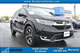honda crv used certified certified pre owned hondas fort wayne don ayres honda