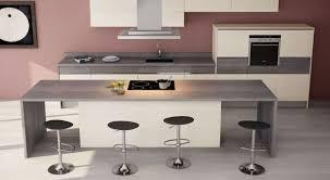 photo de cuisine avec ilot avec îlot par comera cuisines