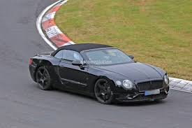 bentley convertible 2018 bentley continental gt plug in hybrid confirmed with v6 engine