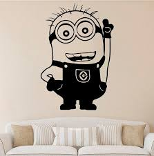 The 25 best Wall stickers minions ideas on Pinterest