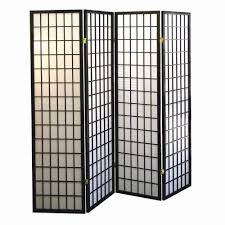 screen room divider safavieh 5 91 ft taupe 3 panel room divider mcr4665b the home depot