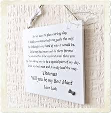 Wedding Day Card For Groom Best Man Wedding Groom Keepsake Wooden Card Plaque W229