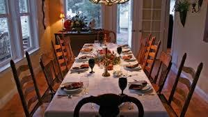 thanksgiving dinner fee some hosts consider charging family
