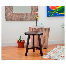 Turquoise Side Table Accent Furniture Living Room Target