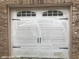 how to clean yellowed white doors how to clean a garage door and white rubber weather