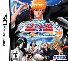 emuparadise bleach bleach the 3rd phantom nds rom for drastic ppsspp ps2 apk android