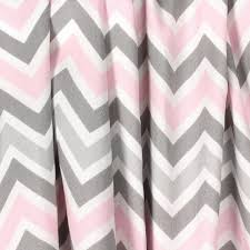 Lilac Nursery Curtains Light Baby Pink Gray Curtains Nursery Curtain Panels Chevron