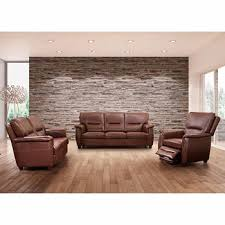 Brown Living Room Furniture Costco - Leather living room chair