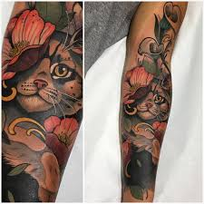 download tattoo sleeve neo traditional danielhuscroft com