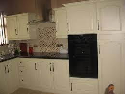 Respraying Kitchen Cabinets Spraying Kitchen Cabinet Doors Elegant Painting Our Upper Cabinets