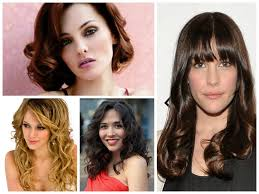 hairstyles that compliment a long face the best bangs for a square face shape hair world magazine