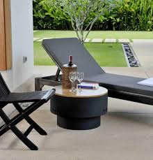 wood burning fire table fire sense steel revolver fire pit with wooden top wood burning