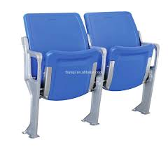 portable stadium chairs stadium seat cushions red recliner