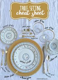 Blue Table Menu Best 25 Dinner Table Settings Ideas On Pinterest Dinner Party