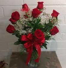 dozen roses one dozen roses in apache junction az just because floral
