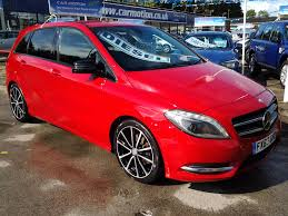 used mercedes benz b class cars for sale in sheffield south