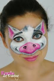 best 25 pig face paint ideas only on pinterest face painting