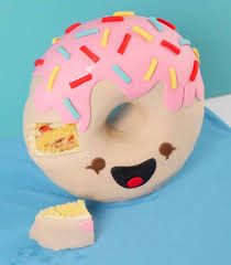 3d cake howtocookthat cakes dessert chocolate 3d donut cake