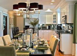 Small Kitchen Dining Room Design Ideas - kitchen superb contemporary dining room small table and chairs