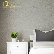 aliexpress com buy high quality plain textured 3d wallpaper roll