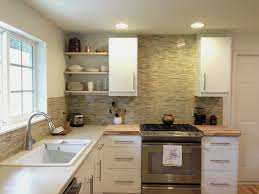 kitchen mosaic tile backsplash ideas with stove hoods plus