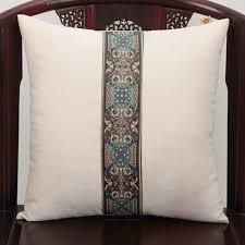 housse de coussin canapé patchwork dentelle oreiller housse de coussin canapé chaise