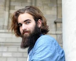 irish hairstyles for men shaved on sides long on top beardy men why is facial hair having a moment independent ie
