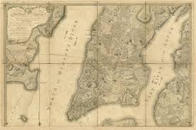 Old Map New York City by Map Of New York In 1776 You Can See A Map Of Many Places On The