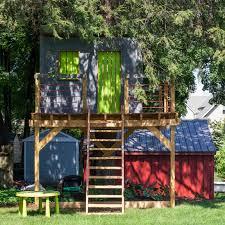 Kids Tree Houses Designs Kids Children Simple Kids Tree Houses