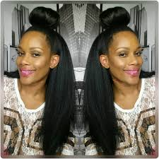 pics of black pretty big hair buns with added hair this easy bun hack gif is ridiculous mesmerizing cambio