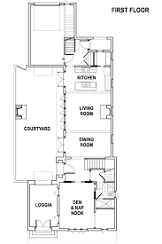 floor plans for cottages i on cottage idea house floor plans coastal living