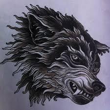 wolf buscar con pinteres