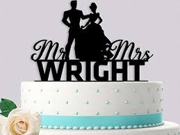 how to your cake topper princess and prince with last name wedding cake topper top your