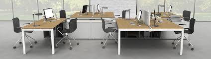 Bench Desking X3 Bench Office Desks Buy Online Box15